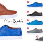 Zapatillas de piel Pierre Cardin Clement para hombre baratas en eBay
