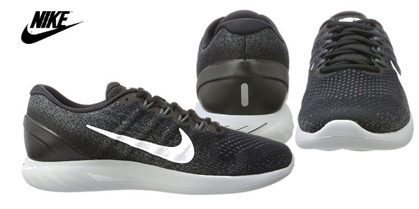 low priced f6663 e93a5 denmark running negro blanco nike lunarglide 7 d1996 4073e  cheapest zapatillas  running nike lunarglide 9 en color negro para hombre chollazo en amazon ...