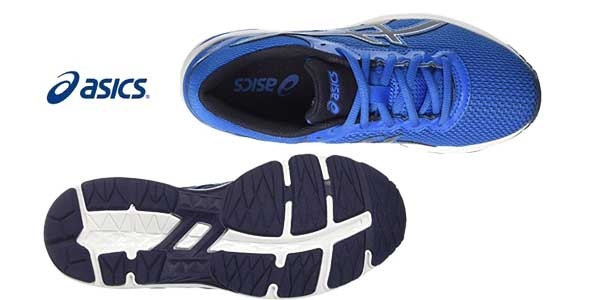Zapatillas de running unisex Asics Gt-1000 6 GS para niños chollo en Amazon