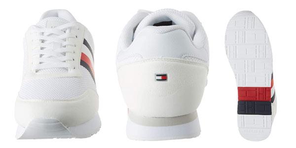 Zapatillas Tommy Hilfiger Corporate Material Mix Runner en oferta en Amazon