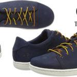 Zapatos de cordones TimberlandNewmarket Leather OX para hombre baratos