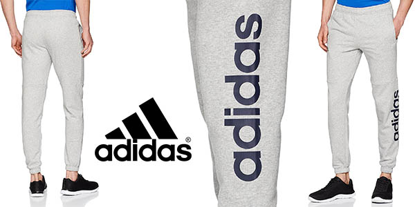 Adidas ESS Lin T Pn Ft pantalón de chándal barato