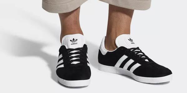 Adidas originals Gazelle en color negro