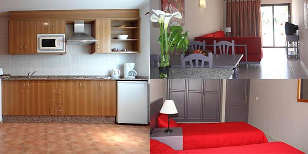 apartamentos baratos Lanzarote Paradise Islas Canarias