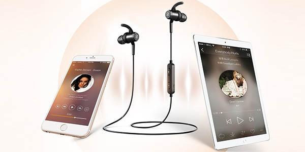 Auriculares inalámbricos SoundPEATS Q34 con micrófono