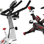 Bicicleta estática Fit-Force X24KG con volante de inercia de 24kg barata en eBay