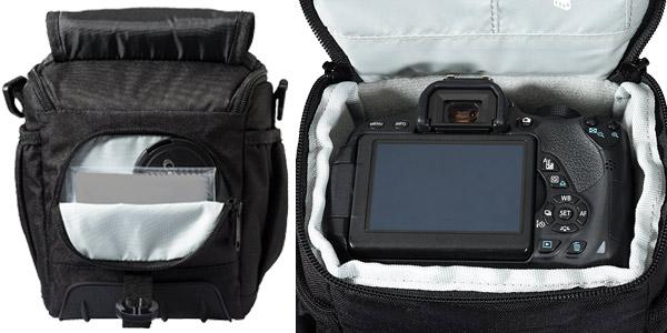 Bolsa Lowepro Adventura SH 120 II para cámara réflex chollo en Amazon