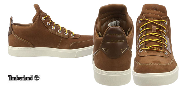 Botas Timberland Amherst en color marrón para hombre chollazo en Amazon