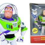 Figura Articulada Buzz Lightyear Toy Story con voz barata en Amazon