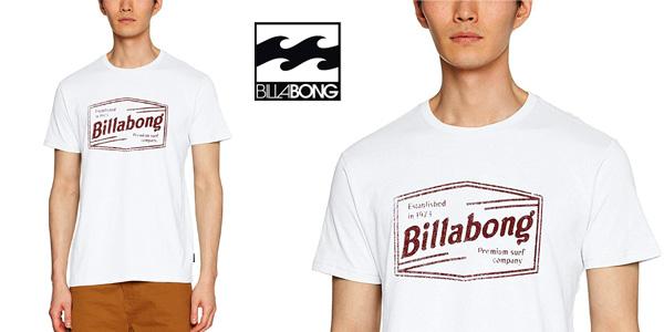 Camiseta Billabong Labrea SS de manga corta para hombre barata en Amazon