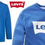 Camiseta Levi's N91005H en color azul en tallas infantiles barata en Amazon