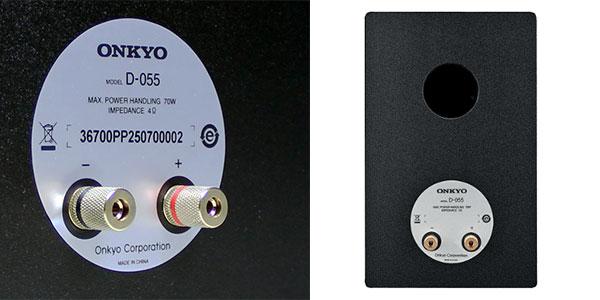Chollo Altavoces Onkyo D055-B Hi-Fi de 70W