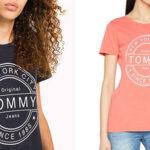 Chollo Camiseta básica Tommy Hilfiger para mujer