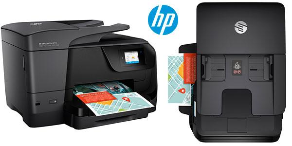 Chollo Impresora multifunción HP OfficeJet Pro 8715 de inyección de tinta térmica con Wi-Fi