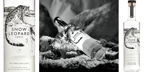Chollo Vodka Snow Leopard de 700 ml
