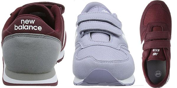 Chollo Zapatillas deportivas infantiles New Balance Ke420v1y