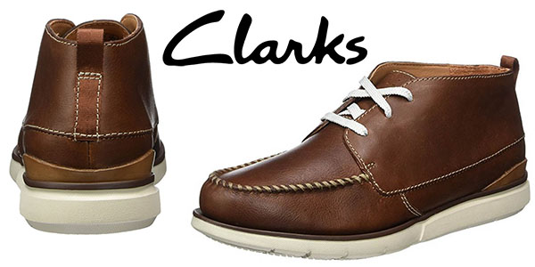 Clarks Edgewood Mid botas baratas