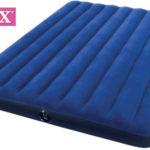 Colchón hinchable doble Intex Classic Downy 68759 de 150 x 200 cm barato en Amazon