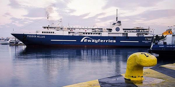 cómo viajar entre las islas griegas