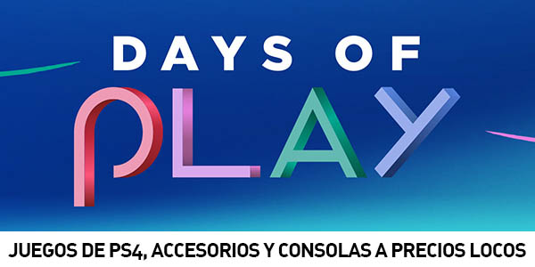 Days of Play de PS4