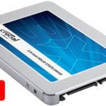 Disco SSD Crucial BX300 de 480 GB