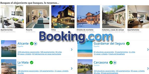 encontrar mejor alojamiento para tus vacaciones en Booking