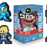 Figuras Pixel Pals de personajes de videojuegos baratas