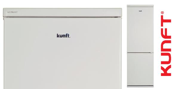 Frigorífico Combi Total No Frost KUNFT KC3475 WH chollo en eBay