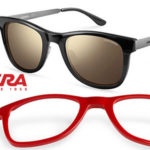 Gafas de sol Carrera rectangulares 5023/S Interchangeable baratas en Amazon