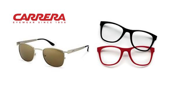 Gafas de sol Carrera rectangulares 5023/S Interchangeable chollo en Amazon