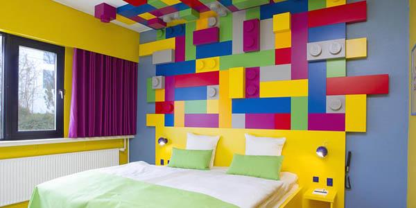 hotel Legoland Billund ideal como destino infantil