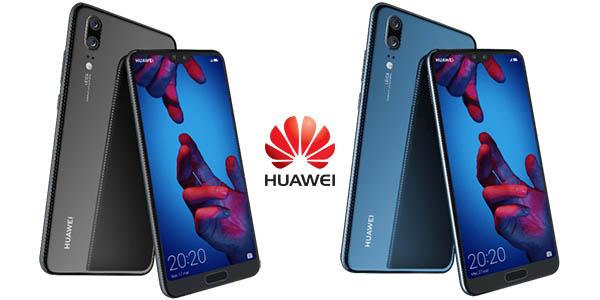 Smartphone Huawei P20 de 4 GB y 128 GB