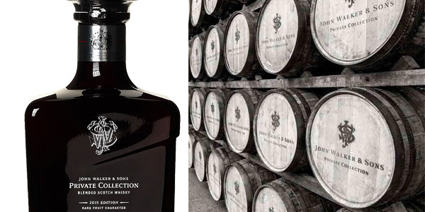 Whisky John Walker Sons Private Collection 2015 Edition chollo en Amazon