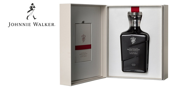 Whisky John Walker Sons Private Collection 2015 Edition chollazo en Amazon