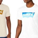 Camiseta Levi's Housemark Graphic Tee barata en Amazon