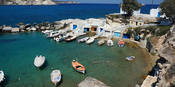 lugares bonitos que visitar en las Islas griegas