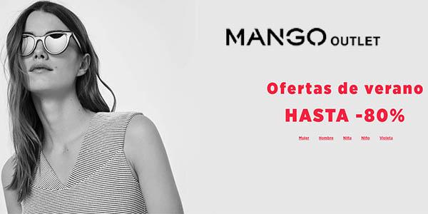 eab4f4e85d75 Hasta 80% de descuento en las Rebajas de Mango Outlet con ropa a ...