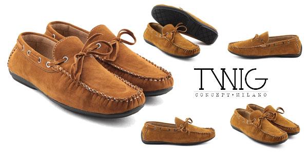 Mocasines Gianni Shoes en varios colores para hombre chollazo en eBay