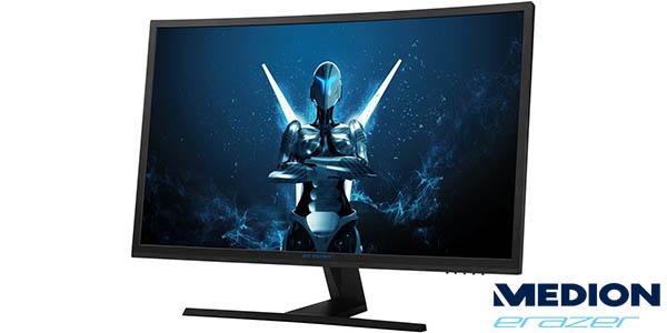 Monitor curvo Medion Erazer X58322 Full HD