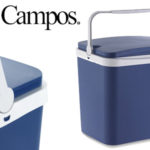 Nevera portátil rígida Campos en color azul de 24 L barata en Amazon