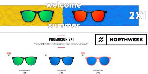 e65cbefa Chollazo 2x1 en gafas de sol Northweek ¡Aprovecha!