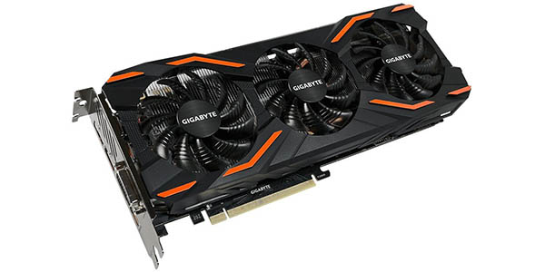 Gigabyte GeForce GTX 1080 WindForce OC 8GB GDDR5 en Amazon