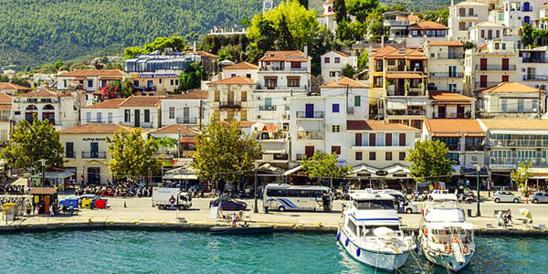 organizar viaje a las Islas Griegas