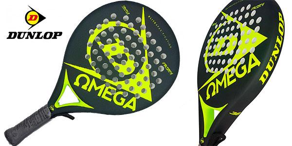 Pala de pádel Dunlop Omega barata