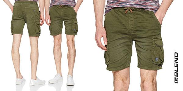 Pantalones bermudas cortos Blend, para hombre baratos en Amazon