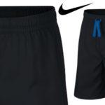 Pantalones Cortos Nike Sportswear color negro para niño baratos en Amazon