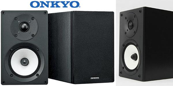 Pareja de altavoces Onkyo D055-B Hi-Fi de 70W en oferta