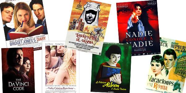 películas famosas rodadas en diferentes países del mundo