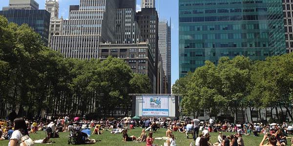 planes y actividades gratis en Nueva York