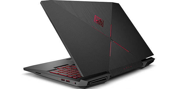 HP Omen 15-ce012ns de 15,6'' con gráfica Nvidia Geforce GTX 1050
